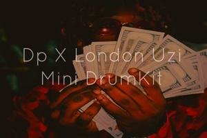 Dp x London Uzi Mini DrumKit