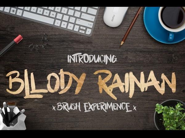 Bllody Rainan