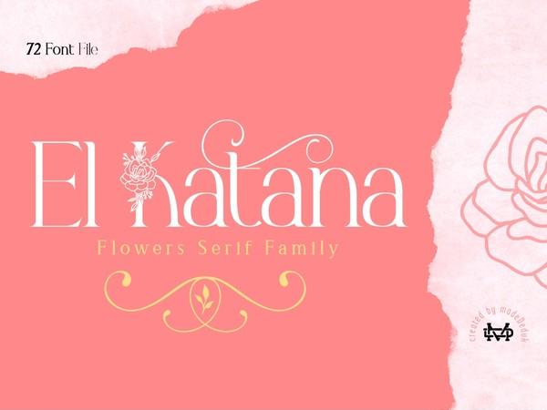 El Katana Family