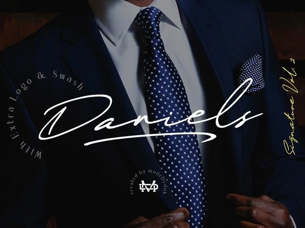 Daniels Signature Vol. 2
