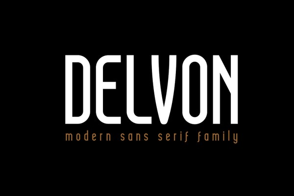 Delvon Regular