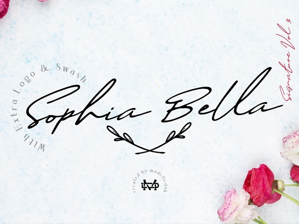 Sophia Bella Signature VOL.3