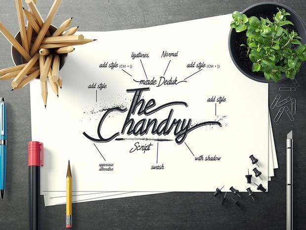 Chandry Fonts