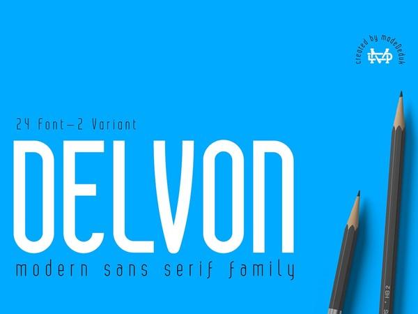 Delvon Family