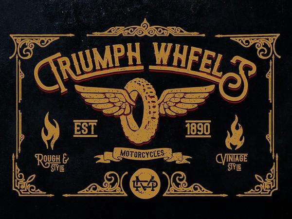 Triumph Wheels + Bonus