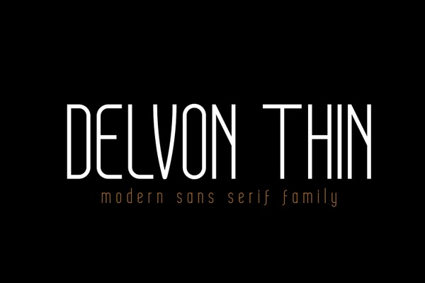 Delvon Thin