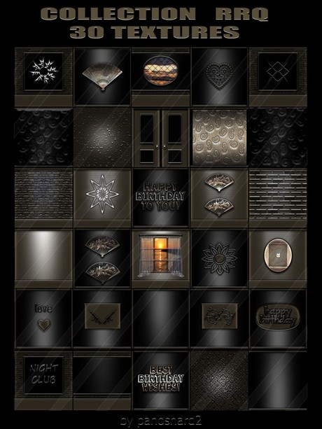 COLLECTION   RRQ  30 TEXTURES FOR IMVU CREATOR ROOMS  (will be sold to ten creators)