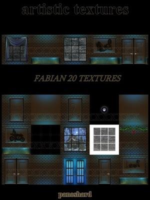 FABIAN 20 TEXTURES IMVU ROOM