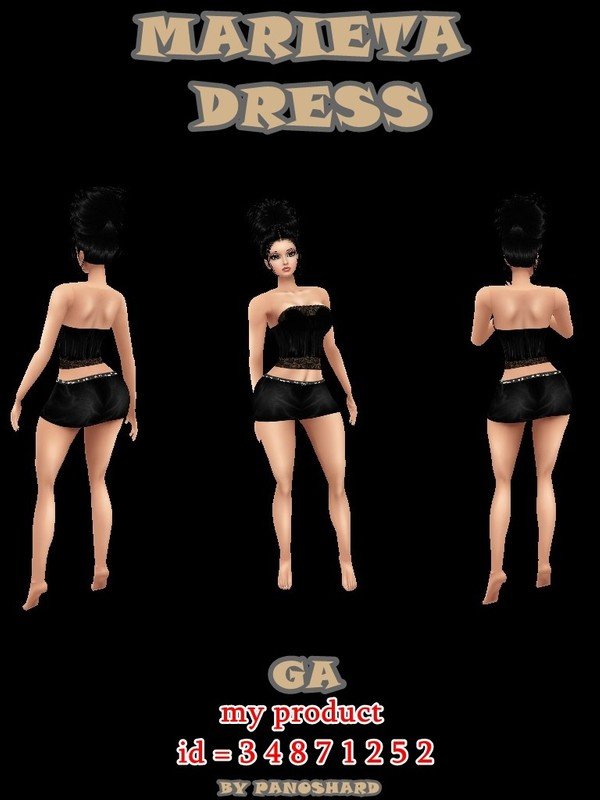 Marieta dress GA
