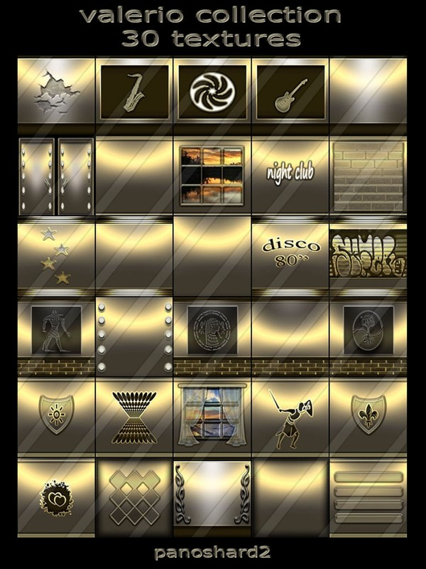 valerio collection 30 textures