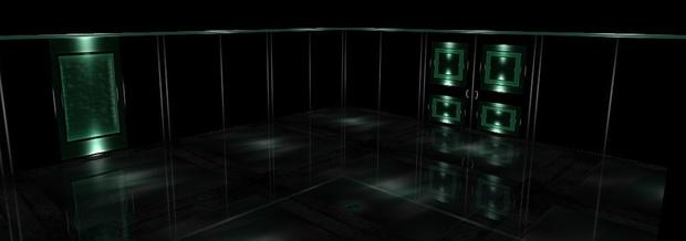 Green and black 25 textures imvu