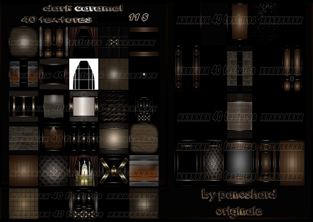 dark caramel 40 textures  imvu