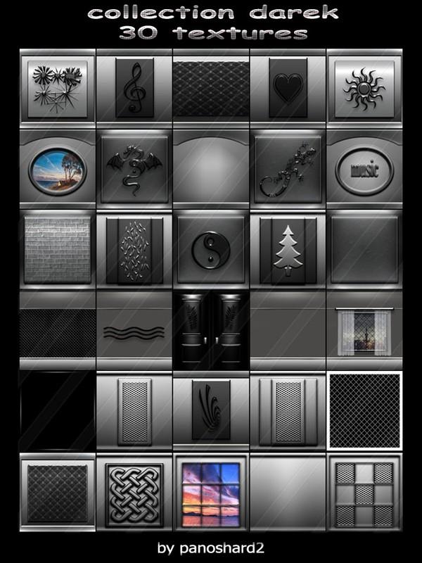 Collection darek 30 textures for imvu creator rooms (will be sold to ten creators)