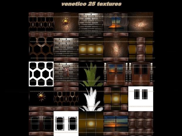 Venetiko 25 textures