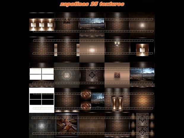 zapatinas 25 textures