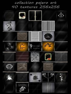collection pajero art 40 textures room  256x256