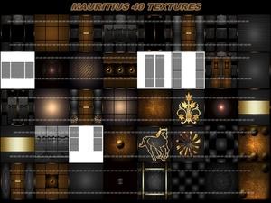 Mauritius 40 textures room