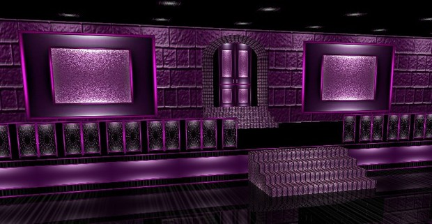 Halloween purple 2016 35 textures imvu room