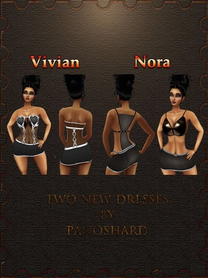 Offer 2 Files WITH RESELL RIGHTS   15$   NORA AND VIVIAN