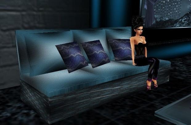 40 fabric textures and pillows (mykonos)