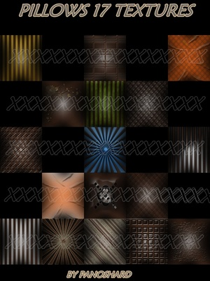 PILLOWS 17 TEXTURES IMVU