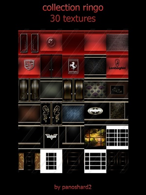 collection ringo 30 textures room imvu