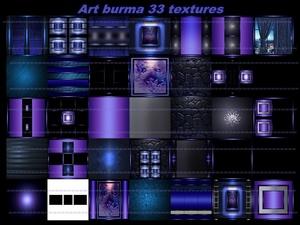 art burma 33 textures