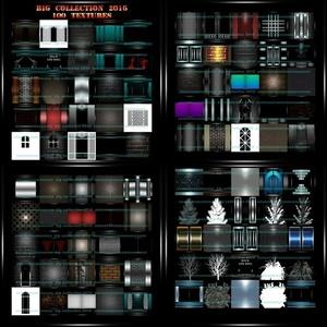 Big collection 2016   100 textures imvu  room