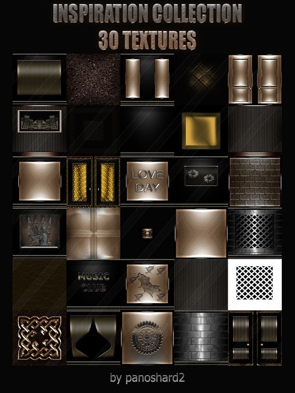 INSPIRATION   COLLECTION   30   TEXTURES   IMVU   ROOM