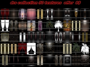 DRS COLLECTION 50 TEXTURES IMVU