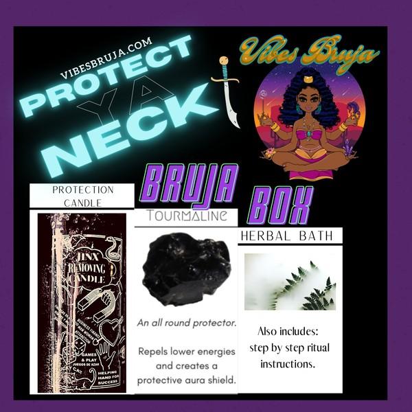 Protect Ya Neck Bruja Box