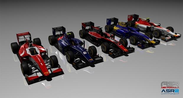 ASR2 Championship Mod Assetto Corsa