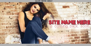 Coming Soon premade #1