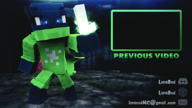 Minecraft Outro