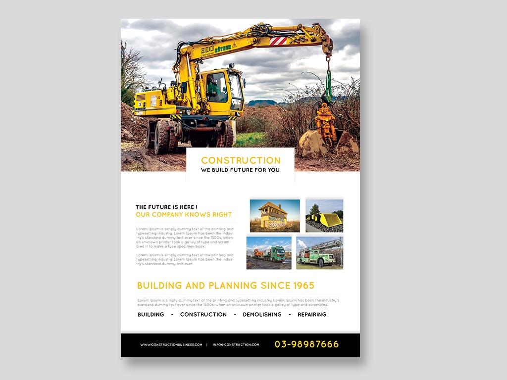 advertising templates free download
