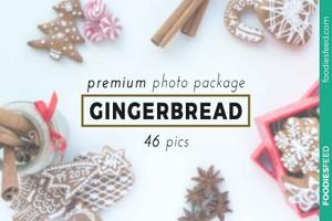 Gingerbread - 61 Premium Photos - foodiesfeed.com