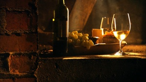 Wine Cellar - Video Background (1080HD)