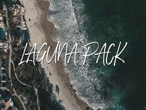 Vintage Fade LUTs ( For Drones & Log Footage )