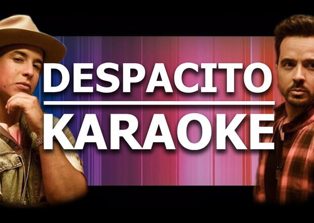 Despacito - Karaoke - Fonsi & Daddy Yankee
