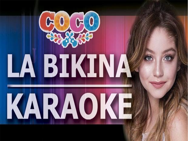 La Bikina - Karaoke