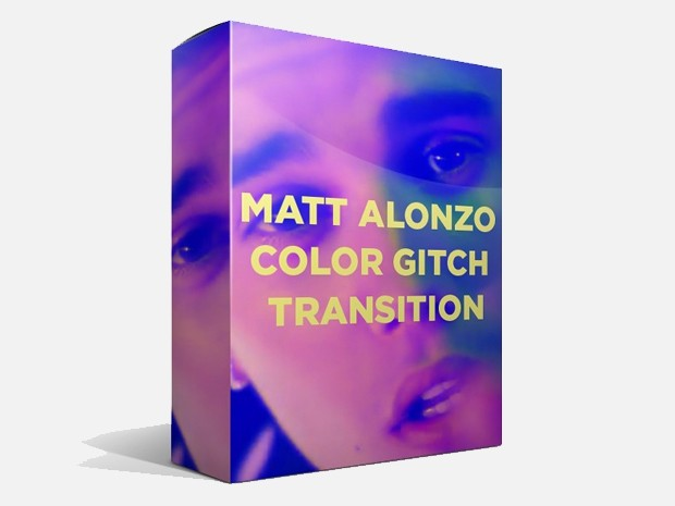 FREE! - Matt Alonzo Color Glitch Transition - Matt Alonzo