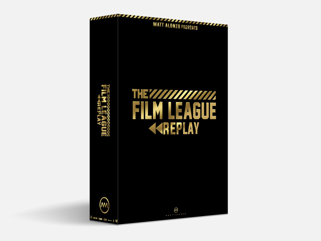 FILMMAKING MASTER CLASS : The Film League Replay