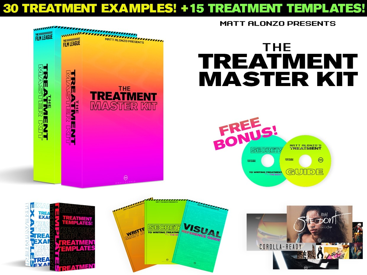 THE TREATMENT MASTER KIT