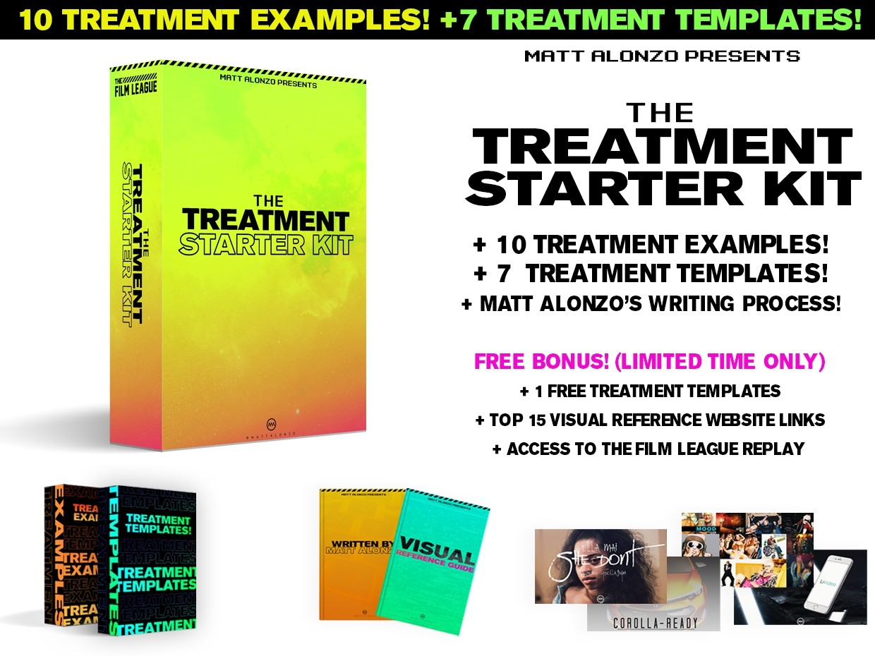 THE TREATMENT STARTER KIT