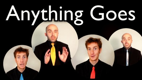Anything Goes [audio learning tracks]