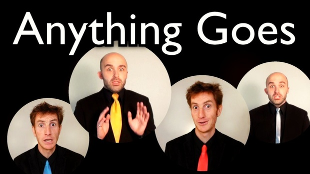 Anything Goes [audio learning tracks]