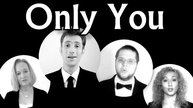 Only You [SATB] (audio learning tracks)