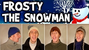 Frosty The Snow Man (audio learning tracks)