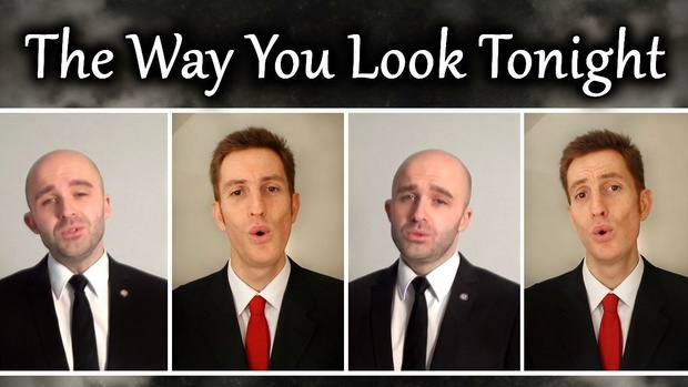 The Way You Look Tonight [audio learning tracks]