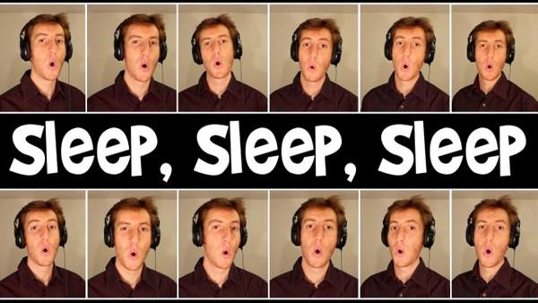 Sleep Sleep Sleep